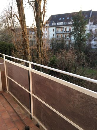 Rent this 1 bed apartment on Jordingstraße 11 in 47119 Duisburg, Germany