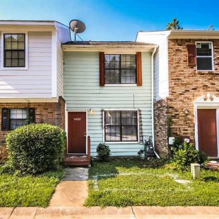Rent this 2 bed condo on 6993 Oakhill Cir in Austell, GA