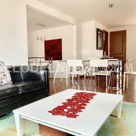 Rent this 3 bed apartment on Teresa de Capri in Carrera 13A, Localidad Usaquén