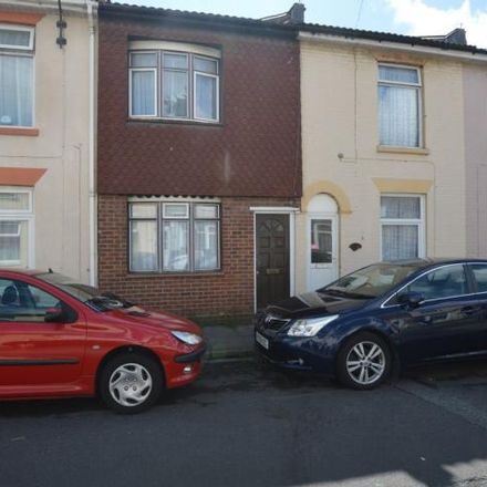 Rent this 3 bed house on Hampshire Street in Portsmouth PO1 5LL, United Kingdom