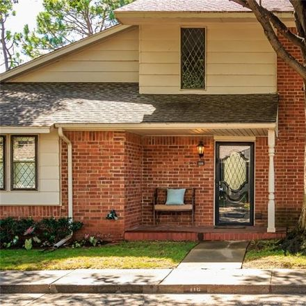 Rent this 2 bed townhouse on 9009 North May Avenue in Oklahoma City, OK 73120