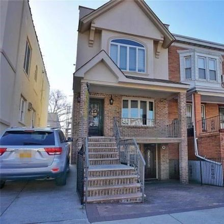Rent this 3 bed townhouse on Bay Ridge Parkway in New York, NY 11204