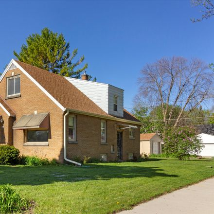 Rent this 4 bed house on 4277 North 51st Boulevard in Milwaukee, WI 53216