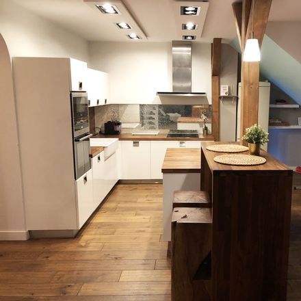 Rent this 3 bed apartment on Bednarska 18 in 00-321 Warsaw, Poland