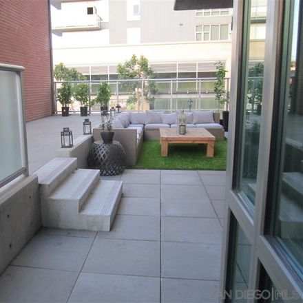 Rent this 2 bed apartment on 800 The Mark Lane in San Diego, CA 92101-6144