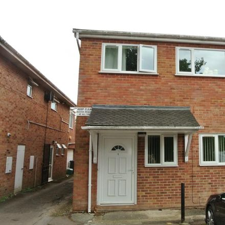 Rent this 1 bed apartment on Hempsted Lane in Gloucester GL2 5, United Kingdom