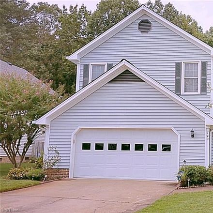 Rent this 4 bed house on 720 Bulrush Court in Chesapeake, VA 23320