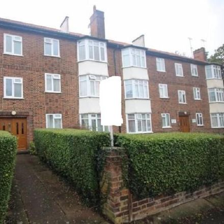 Rent this 2 bed apartment on Brook Avenue in London HA8 9UY, United Kingdom