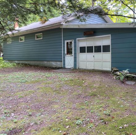 Rent this 3 bed house on 58 Mud Pond Rd in Equinunk, PA