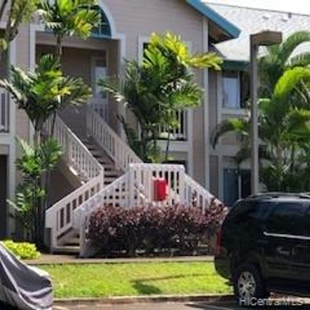 Rent this 2 bed townhouse on 870 Lumiauau St in Waipahu, HI