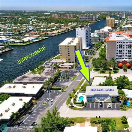 Rent this 2 bed condo on 3201 Northeast 5th Court in Pompano Beach, FL 33062