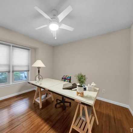 Rent this 3 bed condo on 1416 Mapleside Court in Raleigh, NC 27609