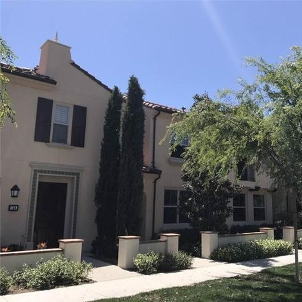 Rent this 2 bed townhouse on Velvet Flower in Irvine, CA 92406
