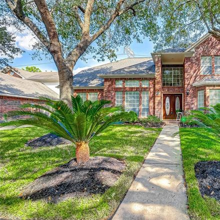 Rent this 5 bed house on 4022 Harwood Dr in Sugar Land, TX