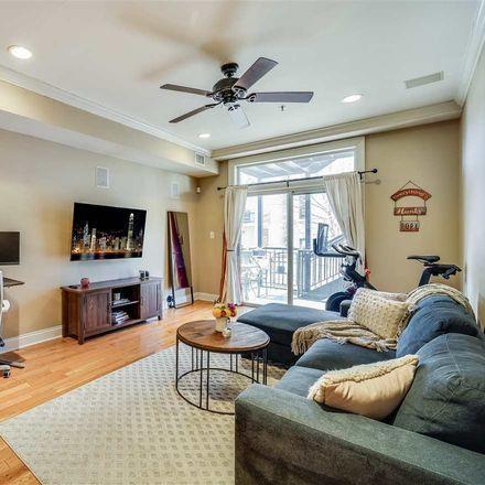 Rent this 1 bed condo on 512 Jefferson Street in Hoboken, NJ 07030