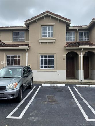 Rent this 3 bed condo on 21207 Northwest 14th Place in Miami Gardens, FL 33169