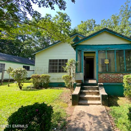 Rent this 2 bed house on 2023 23rd Street in Meridian, MS 39301