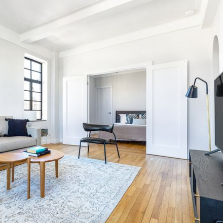 Rent this 1 bed apartment on 92 Grove Street in New York, NY 10014
