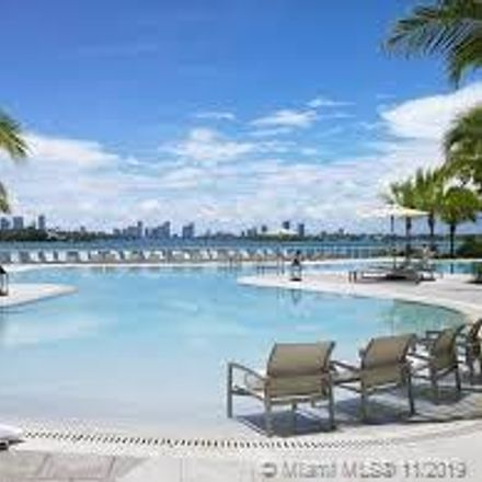 Rent this 1 bed apartment on West Ave in Miami Beach, FL