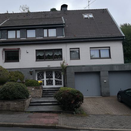 Rent this 3 bed apartment on Uellendahler Straße 604 in 42111 Wuppertal, Germany