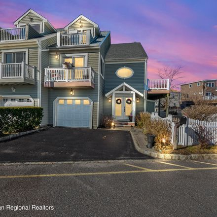 Rent this 3 bed condo on 102 Marina Bay Court in Highlands, NJ 07732