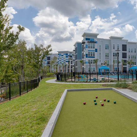 Rent this 1 bed apartment on Minford Circle South in Jacksonville, FL 32246