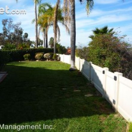 Rent this 4 bed house on 963 Civic Center Drive in Vista, CA 92083