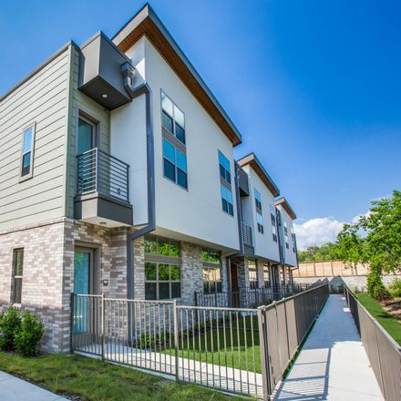 Rent this 1 bed apartment on 9501 Brockbank Drive in Dallas, TX 75229