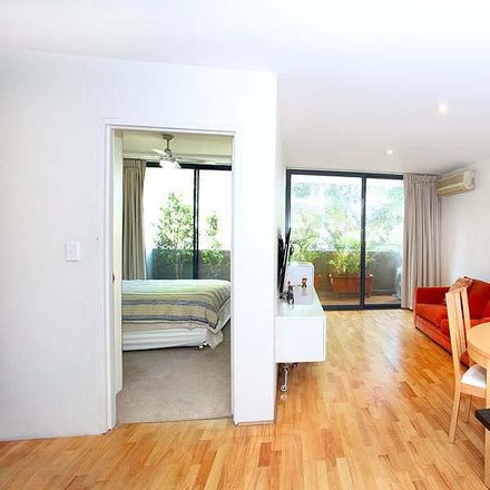 Rent this 1 bed apartment on 5/210 Willoughby Road