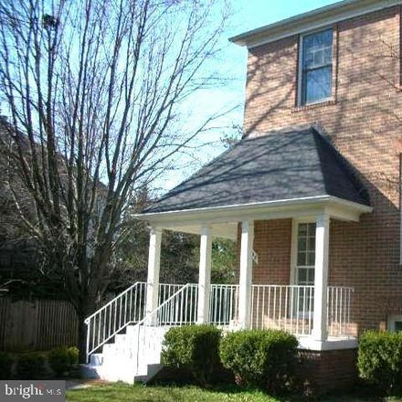 Rent this 4 bed townhouse on Winterfield Court in Centreville, VA 20120