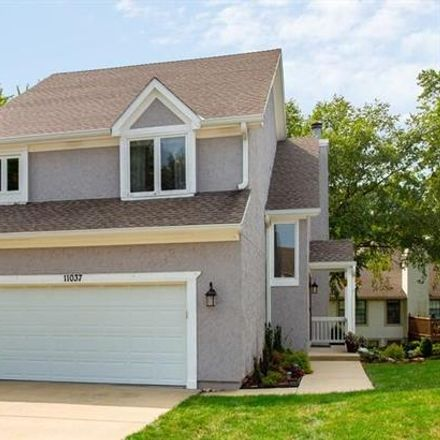 Rent this 2 bed townhouse on 11037 West 98th Street in Overland Park, KS 66214