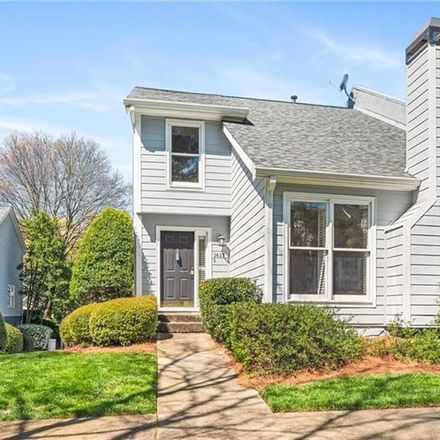 Rent this 3 bed townhouse on 1617 Defoors Walk Northwest in Atlanta, GA 30318
