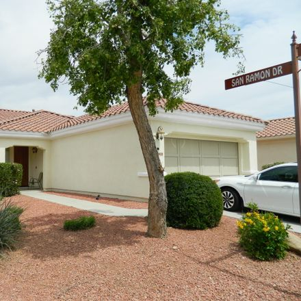 Rent this 2 bed house on 22425 North Los Gatos Drive in Sun City West, AZ 85375