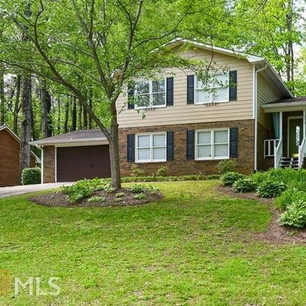 Rent this 3 bed house on 573 Benson Hurst Drive Southwest in Mableton, GA 30126