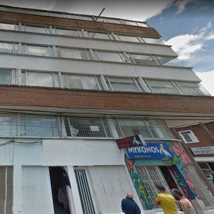 Rent this 1 bed apartment on Frutas y Ensaladas in Calle 19B, Puente Aranda