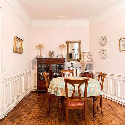 Rent this 1 bed apartment on 10 Rue Jacques Mawas in 75015 Paris, France