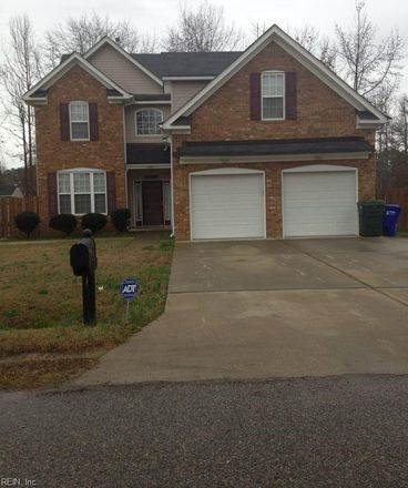 Rent this 4 bed house on 4409 Marlin Avenue in Suffolk, VA 23435