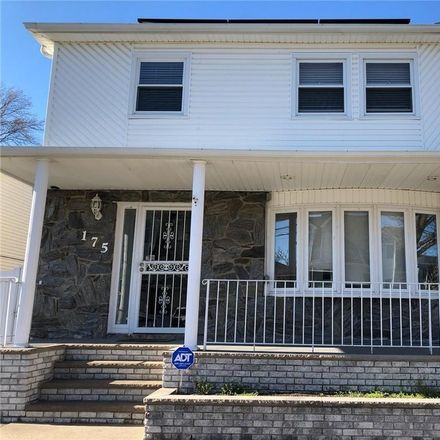 Rent this 3 bed house on 175 Lucille Avenue in New York, NY 10309