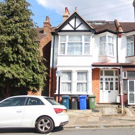 Rent this 1 bed apartment on Rutland Road in London HA1 4JN, United Kingdom
