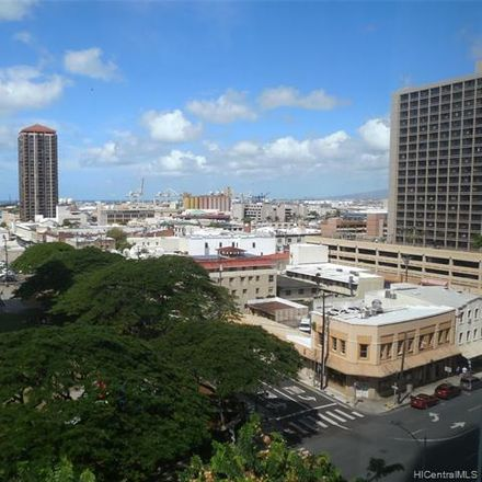 Rent this 2 bed condo on 1212 Nuuanu Avenue in Honolulu, HI 96817