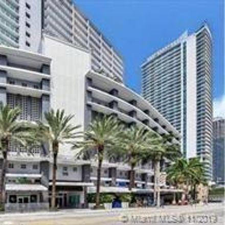 Rent this 1 bed condo on 1250 South Miami Avenue in Miami, FL 33130