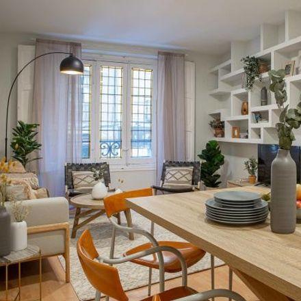 Rent this 4 bed apartment on Alimentación La Taza de Plata in Calle de Apodaca, 28001 Madrid