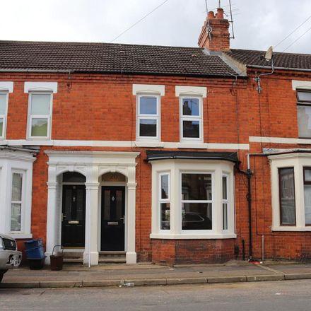 Rent this 2 bed house on Symington Street in Northampton NN5 5EZ, United Kingdom