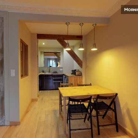 Rent this 1 bed apartment on 13b Rue Henry Monnier in 75009 Paris, France