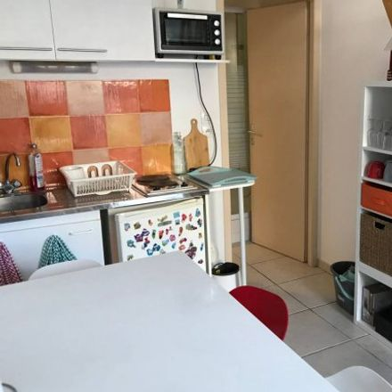 Rent this 1 bed apartment on Montpellier in Les Beaux-Arts, OCCITANIE