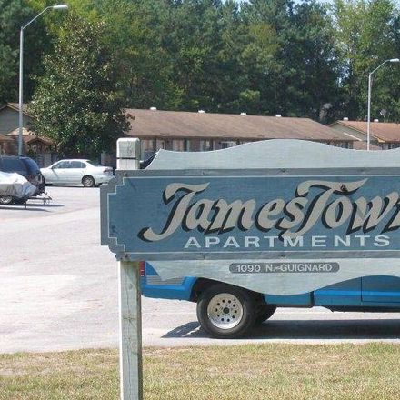 Rent this 1 bed apartment on Jamestown Apartment in Sumter, SC 29151