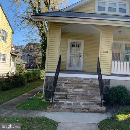 Rent this 4 bed house on 3803 Grantley Road in Baltimore, MD 21215
