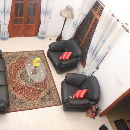 Rent this 1 bed house on SKY Residencies in Arambewatta Thiranagama - Pinkanda, Pinkanda 80240
