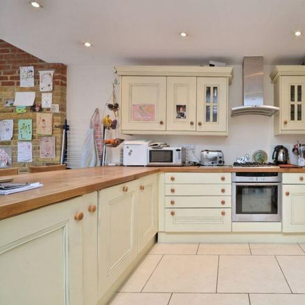 Rent this 3 bed house on Westfields Avenue in London SW13 0BA, United Kingdom