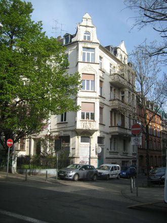 Rent this 5 bed apartment on Hochschul- und Landesbibliothek Wiesbaden in Rheinstraße 55-57, 65185 Wiesbaden